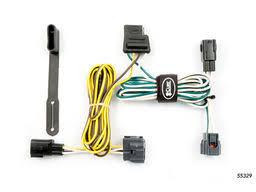 dodge ram 1500 trailer wiring kits suspensionconnection com dodge ram 1500 trailer wiring kit 1995 2001 by curt mfg 55329