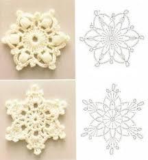 Crochet Snowflake Pattern Enchanting Crochet Snowflake Pattern Lots Of Ideas Video Tutorial