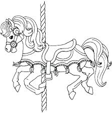 Horses Coloring Page Horse Coloring Page Printable Beautiful Horse