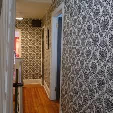 Hallway Wall Ideas Hallway Wallpaper Loopelecom Hallway Ideas Pinterest