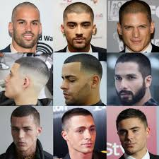 Haircut Numbers Hair Clipper Sizes Mens Haircuts