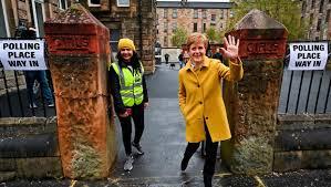 Polls show Scottish election too close ...