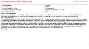 private duty caregiver cna cover letters private duty nurse cover letter nurse aide cover letter