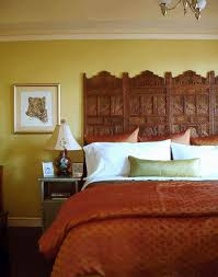 Indian Bedroom Decor Indian Inspired Room Decor Dark Wood Four Poster Bed Modern Room