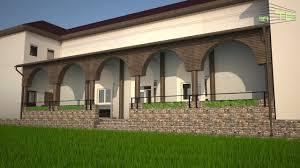 proiect terasa acoperita