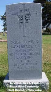 BRADY, LLOYD - Holt County, Nebraska | LLOYD BRADY - Nebraska Gravestone  Photos