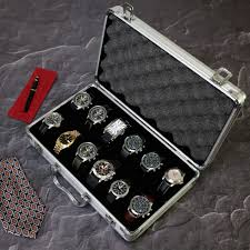 9 best mens watch cases 2017 stylish watch boxes and cases