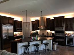 led under cabinet kitchen lighting in san antonio