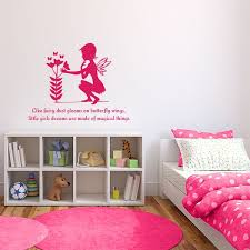 magical fairy wall decal fairy quote