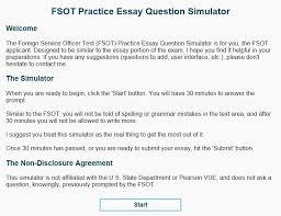 Example Essay Prompts Sample Fsot Essay Prompts