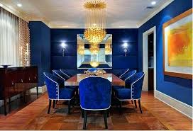 royal blue wall art and white chelier on royal blue and white wall art with royal blue wall art and white chelier formadher