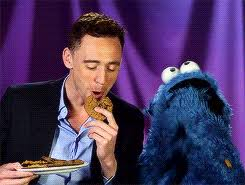 cookie monster tom hiddleston gif. Perfect Cookie Animated GIF No Monster Tom Share Or Download Cookie Hiddleston Intended Monster Tom Hiddleston Gif B
