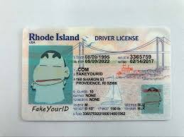 Premium Ids Fake Rhode Id Island We Scannable Buy - Make