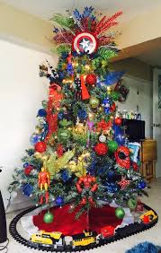 56 Best Boys Christmas Tree Ideas Images On Pinterest  Batman Christmas Tree Kids