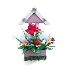 Best home decoration & interior designer shop in pakistan. Custom Home Garden Wall Decoration Wood Hanging Basket Wall Hanging Artificial Woodakh