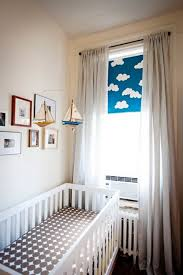 blackout shades baby room. Great Idea For Nursery: Blackout Shades With Floor Length \u0027sheerish\u0027 Curtains. Baby Room N