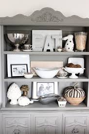 ideas china hutch decor pinterest: how to update an old hutch before amp after