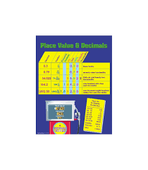 Place Value Chart Grade 4 Place Value Decimals Chart Grade 4 8
