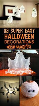 office halloween decoration ideas. 22 Super Easy Halloween Decorations And Crafts You Can Make Yourself Office Door Decoration Ideas F
