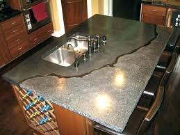 paint my kitchen countertops spray paint kitchen spray on kitchen concrete exposed aggregate exposed aggregate in