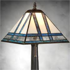 colored glass lighting. Mission Style Stained Glass Table Lamp 380 By J Devlin Colored Lighting