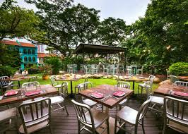 in singapore for outdoor dining