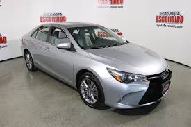 60 Certified Pre-Owned Toyotas - San Diego | Toyota Escondido