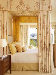 Perfect Style Canopy Bed Drapes — Sourcelysis
