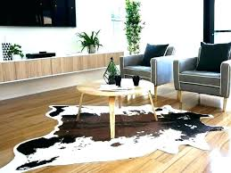faux cowhide fabric hobby lobby image of rugs area brindle rug what is fur australia