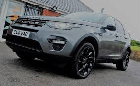 land rover discovery 2016 black. 2016 land rover discovery sport 20 td4 hse black station wagon 4x4 5dr