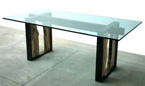 glass dining table base glass table base plain glass dining table on ideas nice designer glass glass dining table base