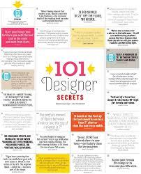 101 Decorating Secrets from Top Interior Designers