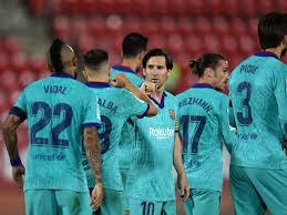 Барселона» — «Реал Сосьедад», 16 декабря 2020 года, прогноз и ставка на  матч чемпионата Испании - Чемпионат