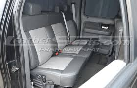 1999 ford f150 seat covers f two tone graphite w stone leather interior 1999 ford f150 seat covers