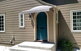 front door awning ideasGlass Awning Front Door Awning Ideas For Front Door Front Door