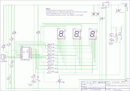 proj2 unusual electronics circuit diagram