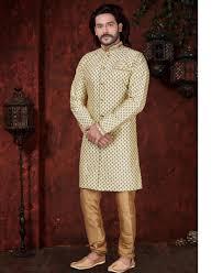 Splendid Cream Mehadi Indo Western