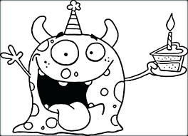 Elmo And Cookie Monster Coloring Pages At Getdrawingscom Free For