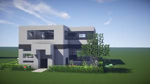 minecraft modern fence designs. Minecraft House Tutorial How To Build A Modern In Youtube. Wall Panelling Ideas. Movie Fence Designs T