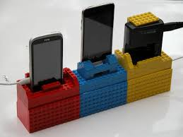 lego office. lego device charger stand office p