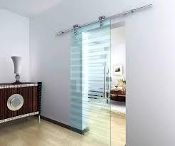 barn door with glass panels enchanting doors interior sliding