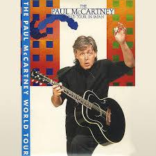 dec 12 1989 in new york by paul mccartney