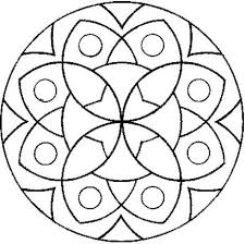 Small Picture Kids Mandala Coloring Pages Mandala Coloring Pages On Color Page