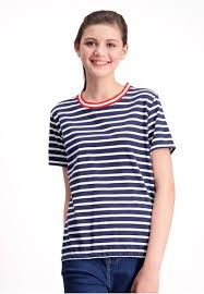 Bench Jeans Size Chart Striped Tee