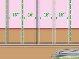 metal framing header detail. Interesting Framing Image Titled Install Metal Studs Step 2 Inside Framing Header Detail