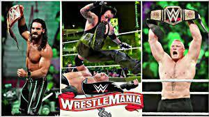 WWE Wrestlemania 37 Highlights 2021 ...