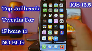Jailbreak Tweaks for iPhone 11 Pro - YouTube