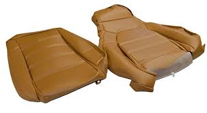 mazda miata tan saddle seat covers