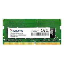 which early dimm form factor applied to laptops adata 16gb ddr4 2400mhz so dimm memory module