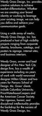 Wendy Gross Design: About Us